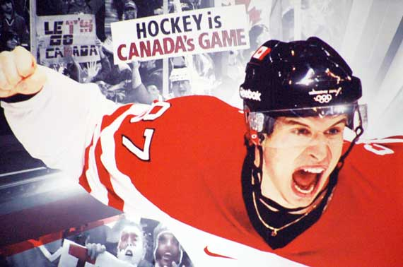 Hockey Is Canada's Game