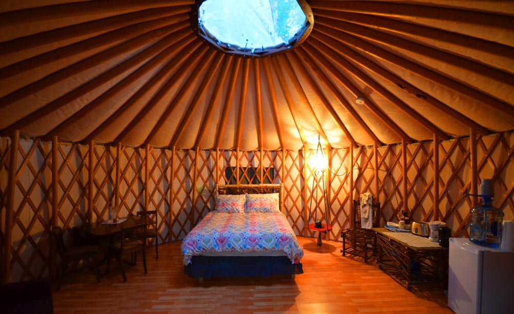 Yurts In Canadian Parks Canadian Roadstories