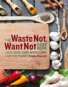 Cinda Chavich cookbook