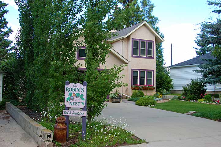 The Robin's Nest Bed & Breakfast