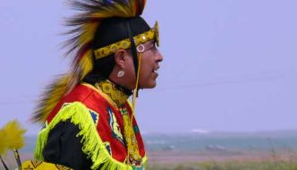 travelosophy website visits the Siksika Nation