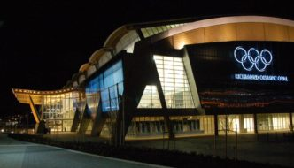 The Richmond Olympic Oval