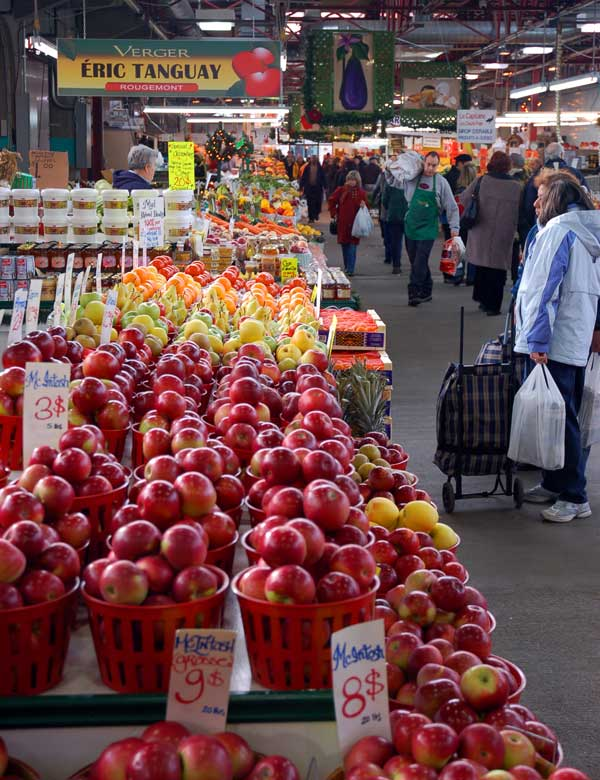Montreal jean talon market canadian roadstories for Meubles montreal jean talon