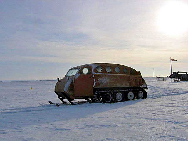 bombardier snow cat