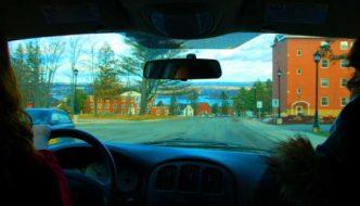 Roadtripping in Canada