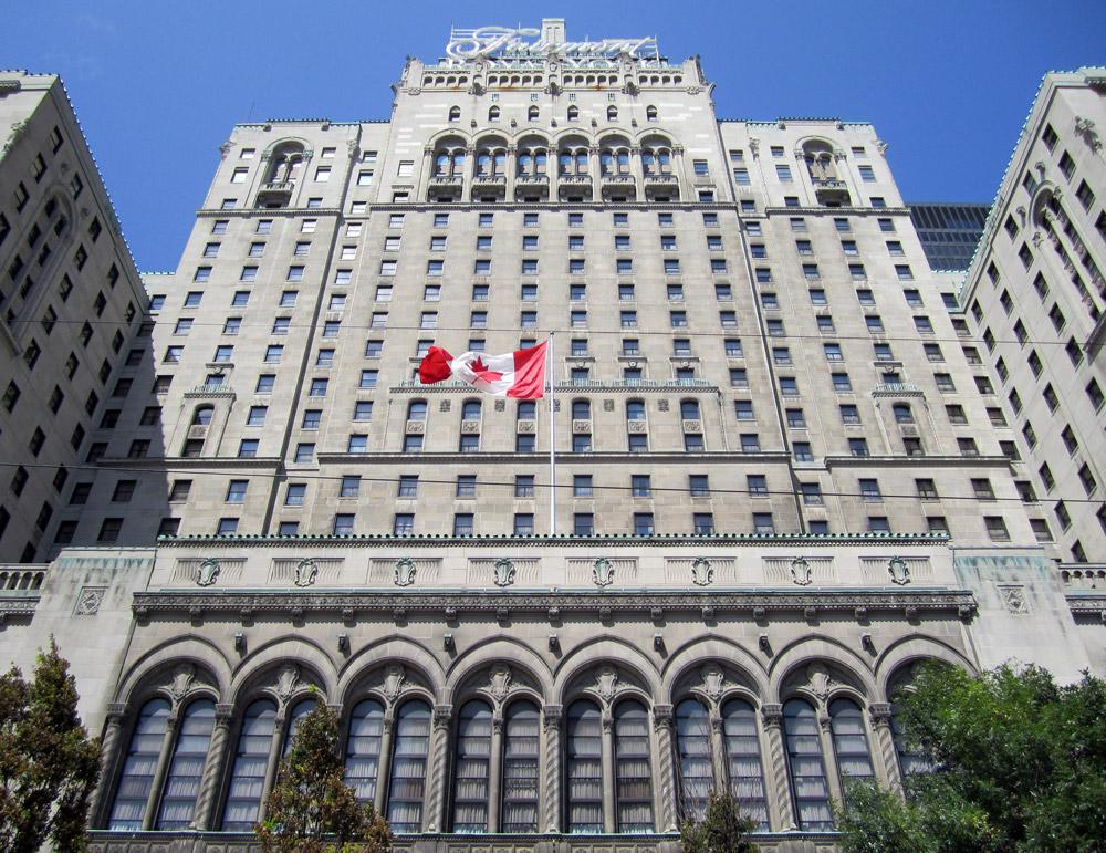 Fairmont Royal York Hotel - Canadian Roadstories