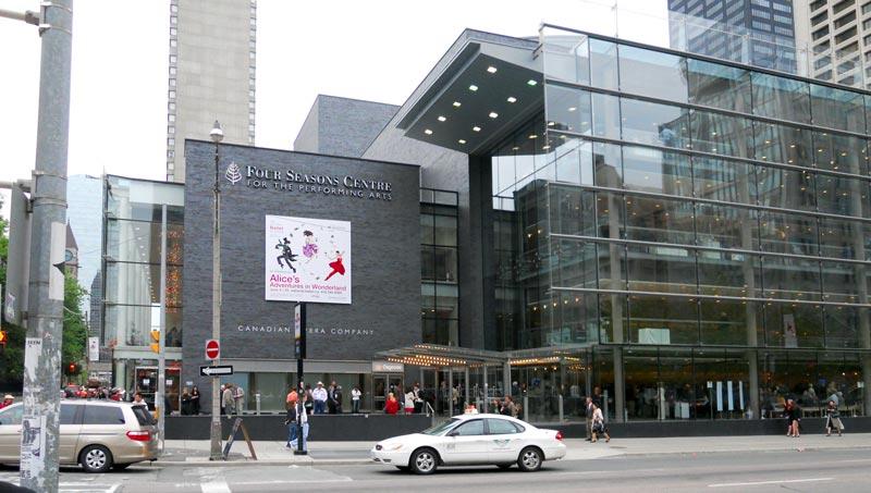 Four Seasons Centre Toronto