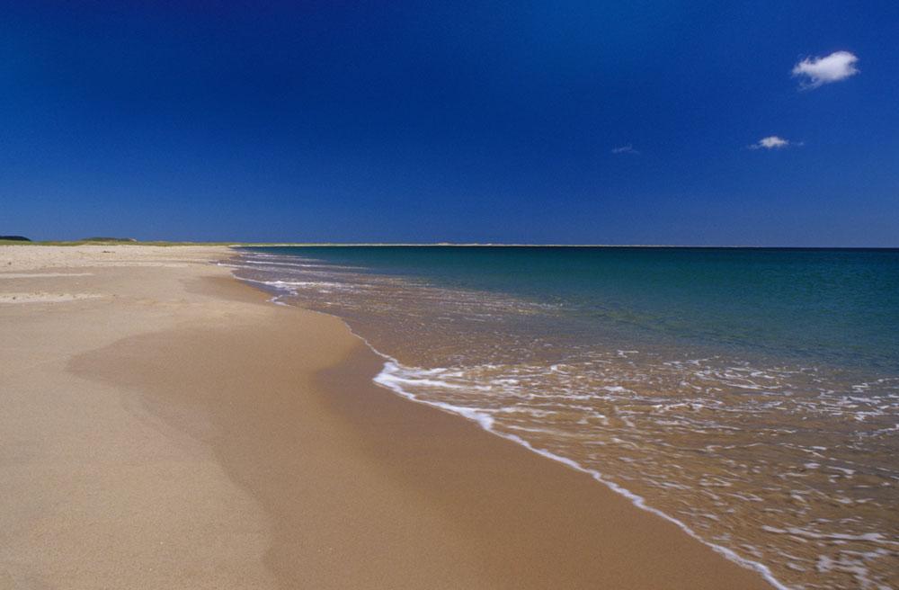 Magdalen Islands beach