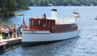 SS Bigwin Steamboat