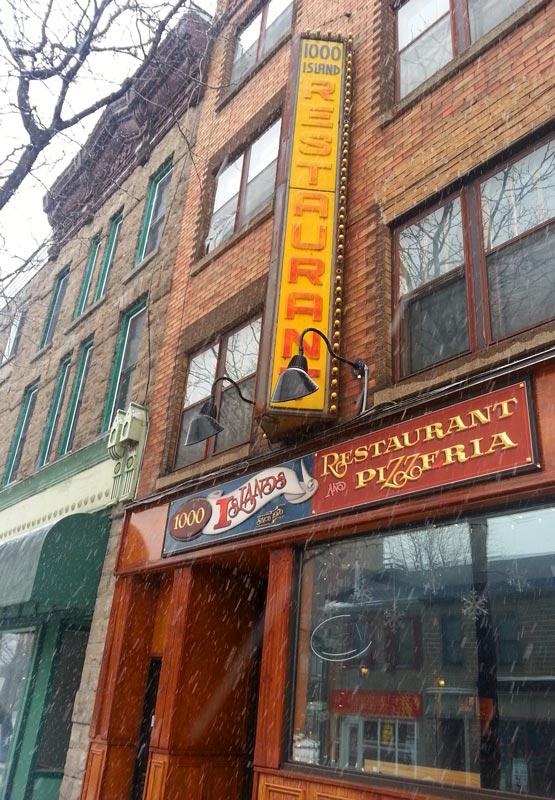 1000 Islands Pizza in Brockville, Ontario