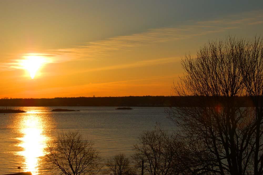 Brockville-sunset