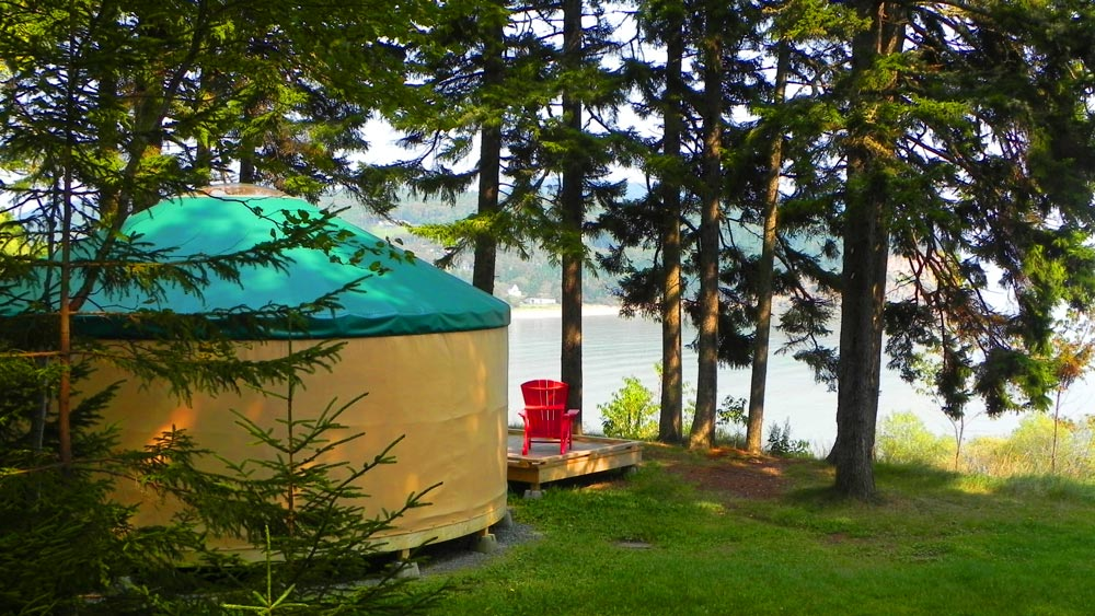 Yurt-in-Fundy-National-Park-Parks-Canada