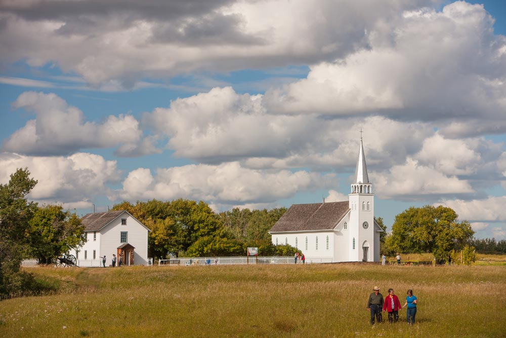 Batoche National Historic Site, Saskatchewan