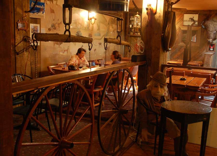 Patricia Hotel Albert Canadian food