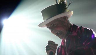 Tragically Hip kick off cross-country farewell tour in B.C.