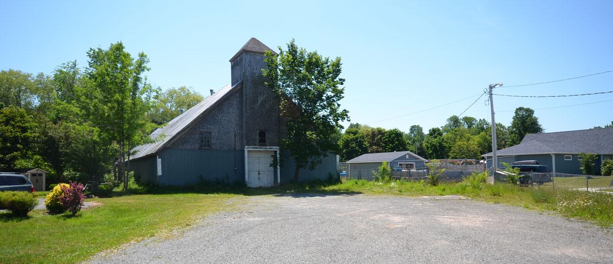 arena in Windsor, Nova Scotia, birthplace of Hockey