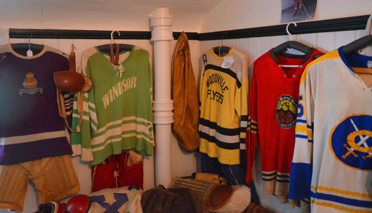 Windsor, Nova Scotia, birthplace of hockey