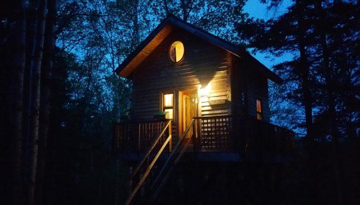 Canopée Lit treehouse