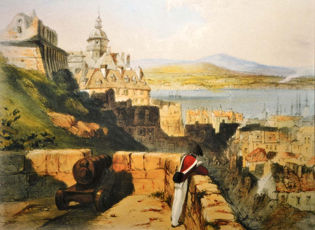 Saint-Louis-Forts-and-Chateaux-painting