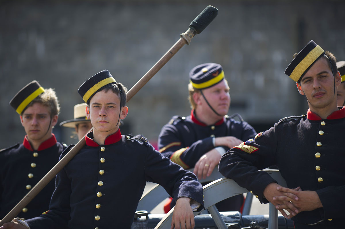 Old Fort Henry, Kingston, Ontario, Canada