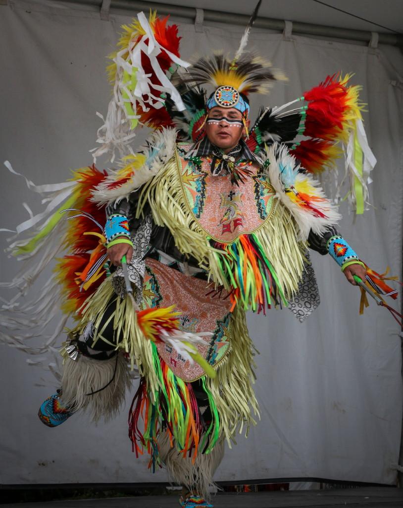 Alex Wells aboriginal culture
