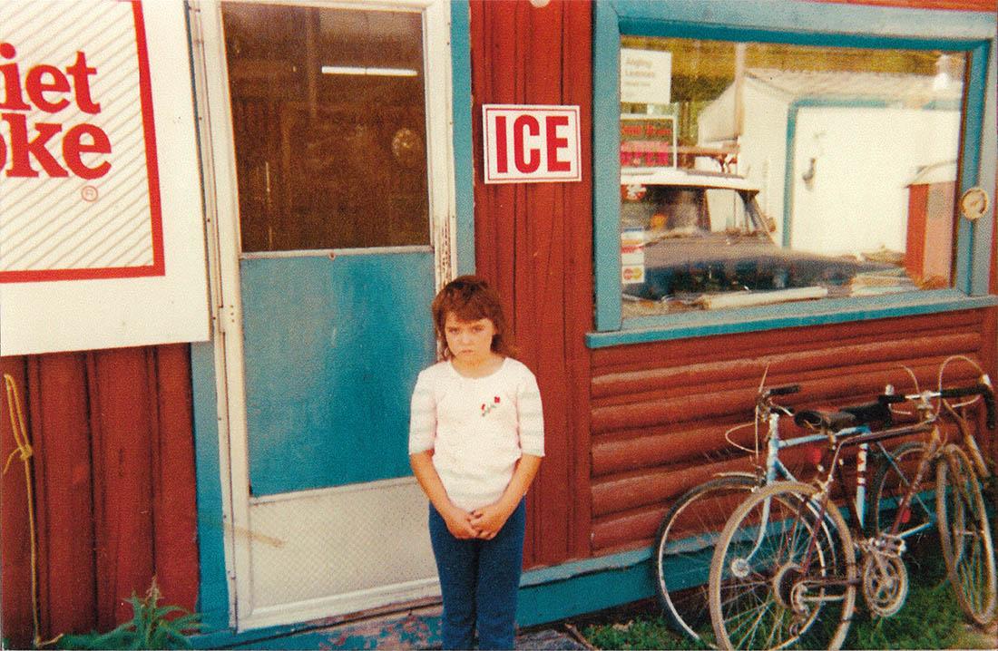 Mickey's camp, roadstories.ca