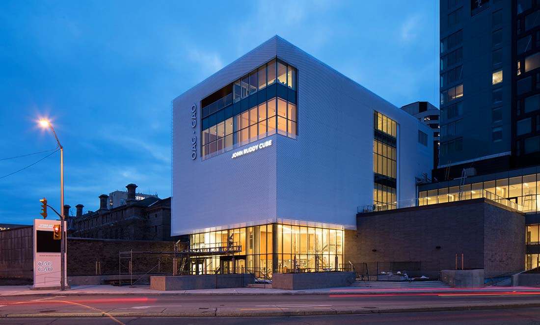 new Ottawa Art Gallery