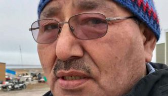 Louie Kamookak – Inuit oral historian and finder of Sir John Franklin's lost ships