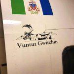 Vuntut Gwitchin airplane