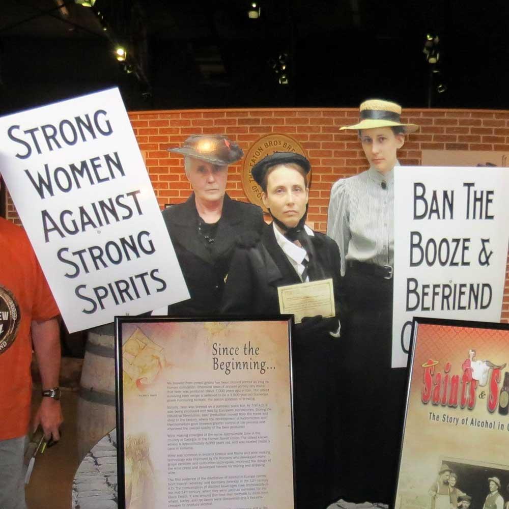 Owen Sound ban the booze Roadstories.ca