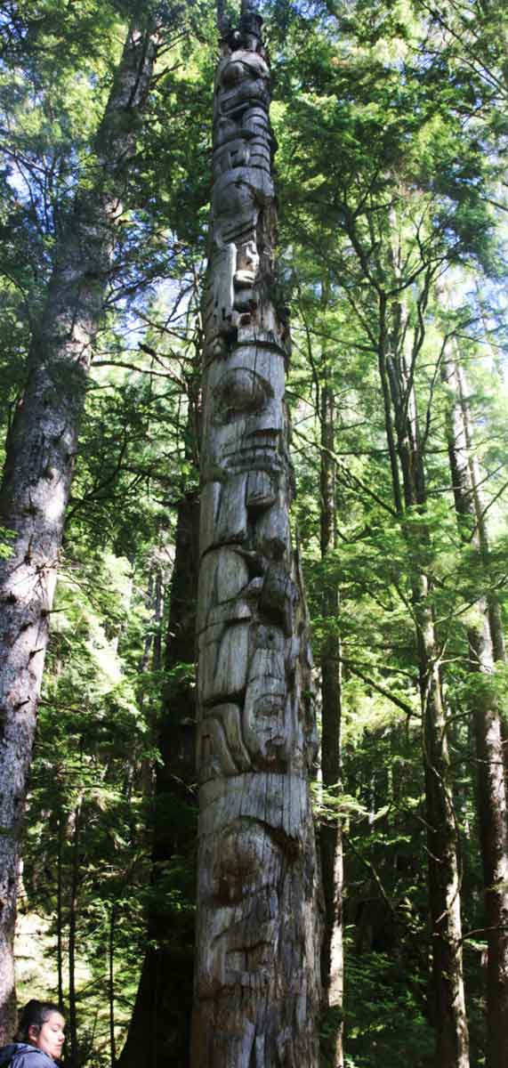 Haida economy Photo copyright Hans Tammemagi