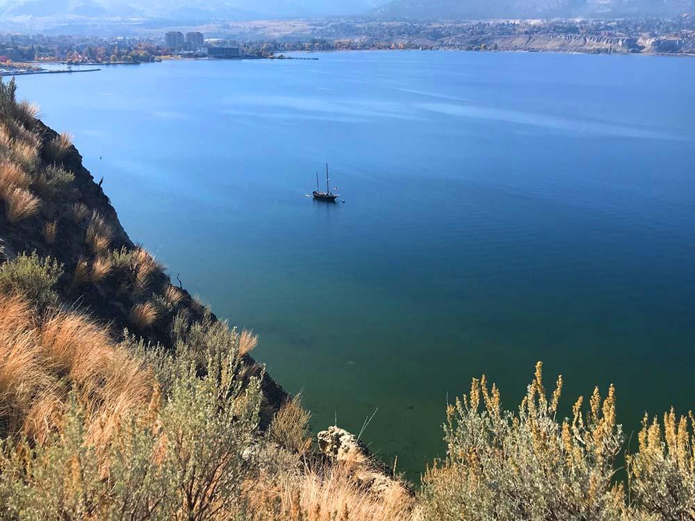 Okanagan Valley - Okanagan Lake