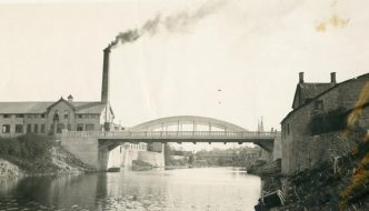 Charles Mattaini's Bowstring Bridges