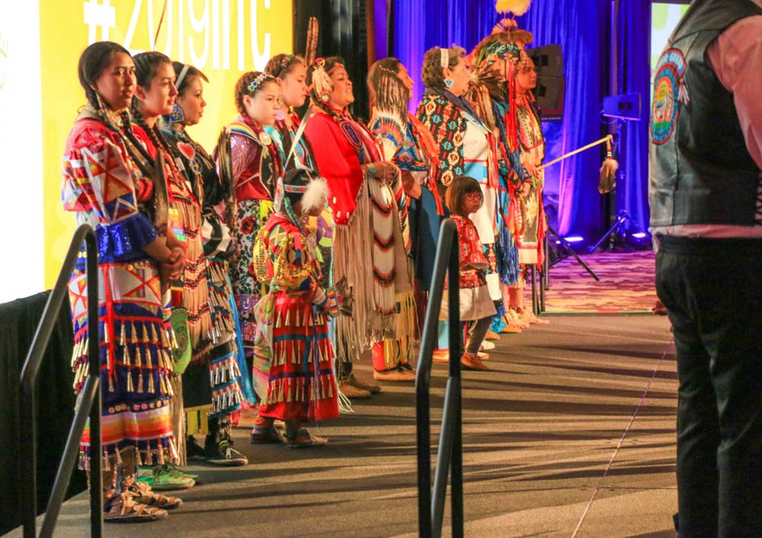 2019 International Indigenous Tourism Conference in Kelowna B.C.