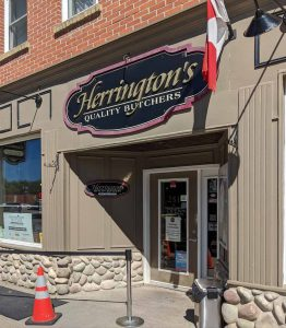 Herrington's Quality Butchers in Port Perry, Ontario