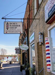 Bob's Barber Shop, Port Perry, Ontario