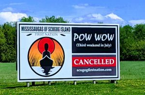 Port Perry pow-wow cancelled