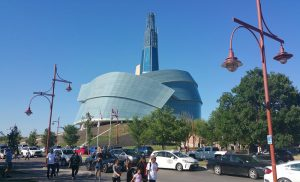 Canadian Museum for Human Rights CMHR Winnipeg
