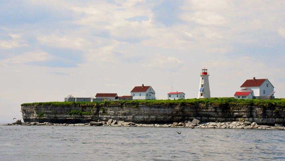 Ile-aux-Perroquets, Québec