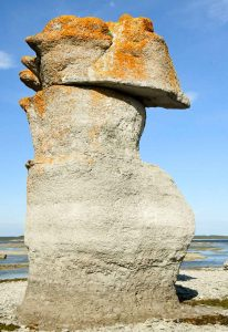 Mingan Archipelago National Park Reserve - Mingan Monolith