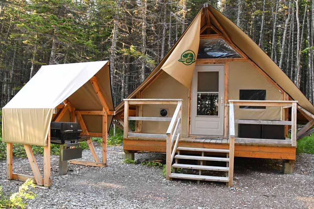 Parks Canada o'TENTik