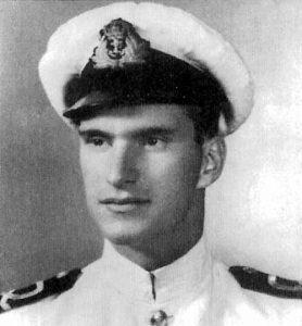 Lt. Douglas B. Symons